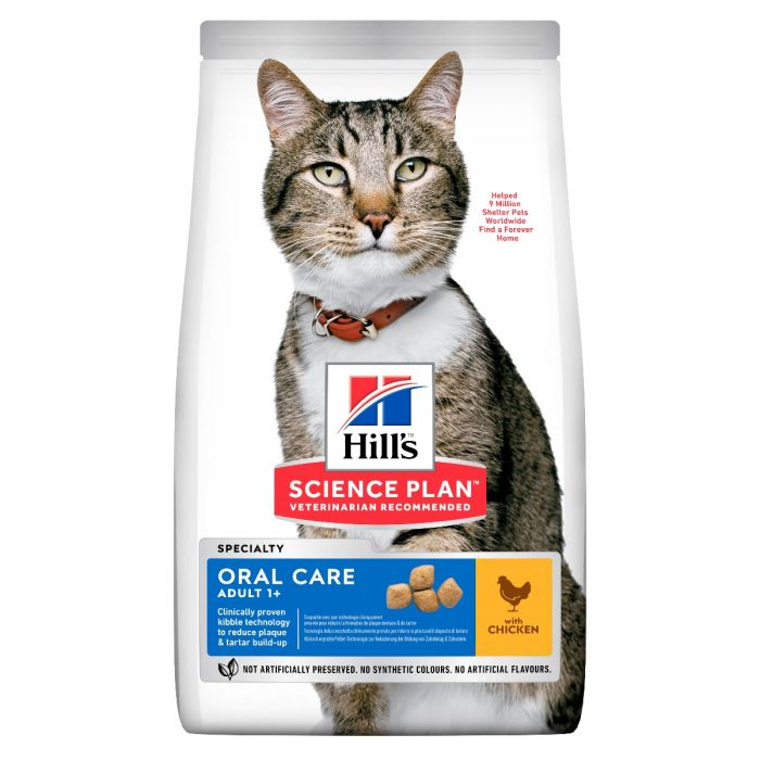 Hill's Science Plan Oral Care dry food