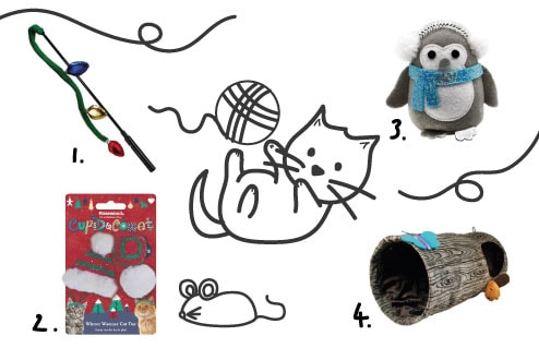 Purrfect cat toys for lockdown 2